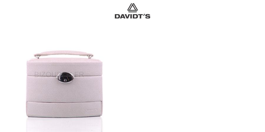 Boîte à bijoux Davidt's 367959.04 Beige